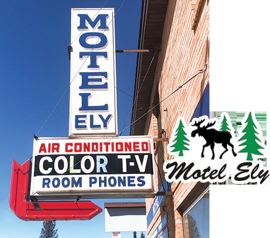 Motel Ely, Minnesota
