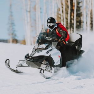 Ely Snowmobile Trails